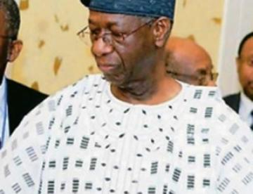 PDP BOT chairman, Anthony Anenih