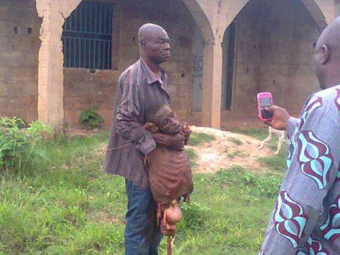 Man Caught With Butchered Body in Osun State
