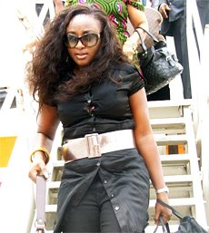 Ini Edo, foremost Nollywood  actress