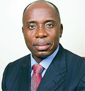 Gov Rotimi Amaechi of River State