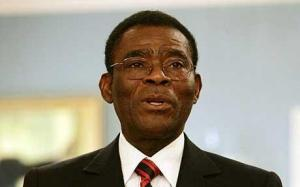 Equatorial Guinea President Nguema, one of Africa's unfortunate leaders