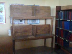 Psychiatric School of Nursing Library in Eket
