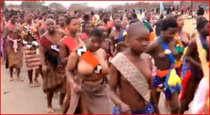 Swaziland virgins
