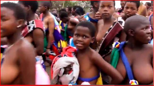 Tanzania Naked Virgins 109