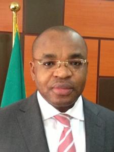 New Akwa Ibom SSG,  Udom Emmanuel