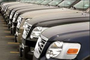SUVs distributed to some PDP stalwarts and AKS government thugs