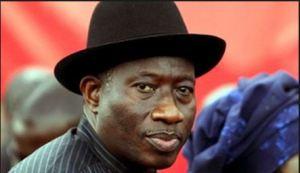 Goodluck Jonathan, Nigeria's President.
