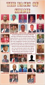 Akwa Ibom House of Assemly: Faces of Shame