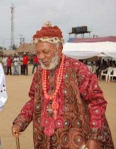 Chief Nathaniel Oduonyi, The Late Paramount Ruler of Eket