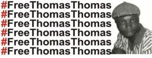 Free Thomas Thomas.