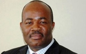 Godswill Akpabio, Akwa Ibom State Governor.