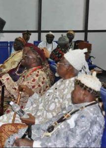 Ibibio chiefs